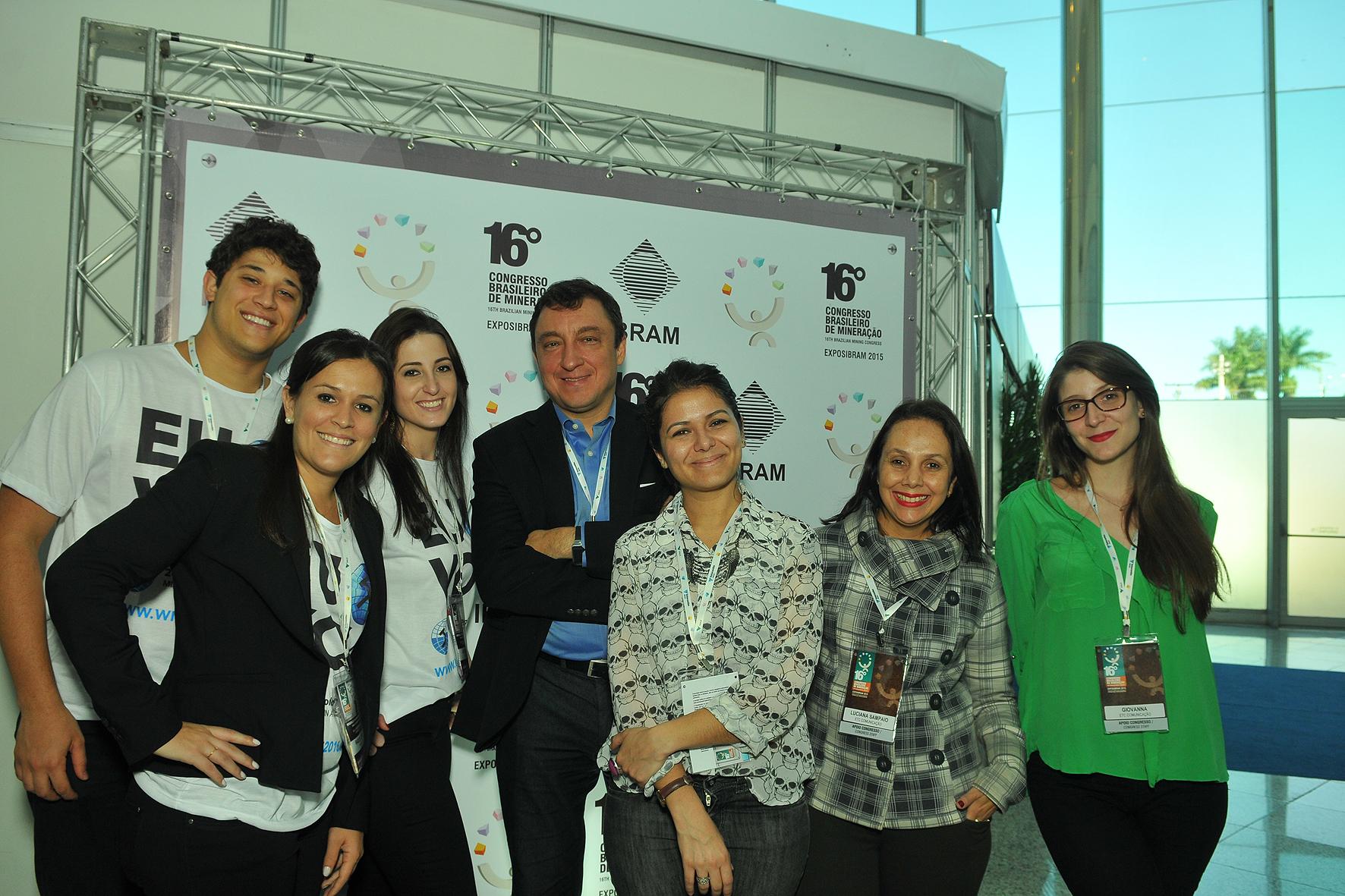 ETC Comunicação é assessoria de imprensa do maior evento de mineração da América Latina