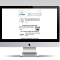 Newsletter eletrônica   Sistema Ocemg